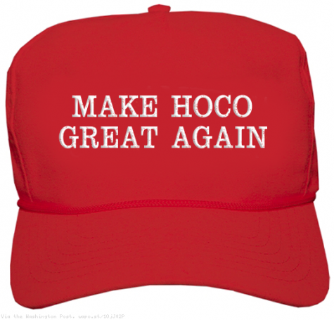 Make Homecoming Great Again