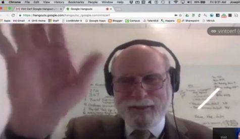 Vint Cerf: Founder of the Internet