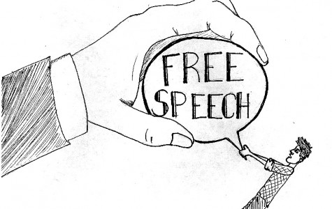 Freedom of Speech is absolute