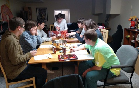 DHS students find a fun escape in Dungeons and Dragons