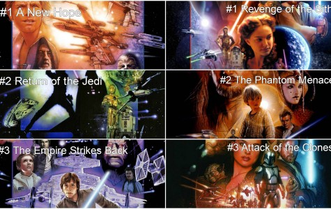 The Best and the Worst of the Star Wars Saga