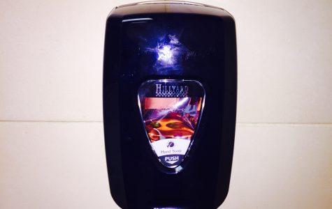 Scrub-a-dub-dub! New soap refreshes Deerfield's bathrooms