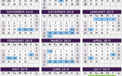 An inside look at how the 2018-2019 district calendar was adopted