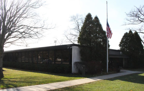 District 113 Administration building in Highland Park.