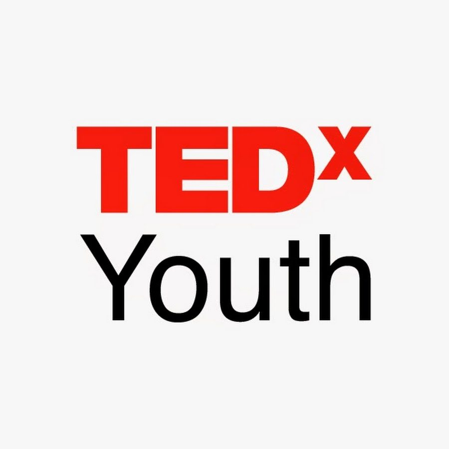 The TEDxYouth Logo. (Image courtesy of the official TEDxYouth Youtube channel.)