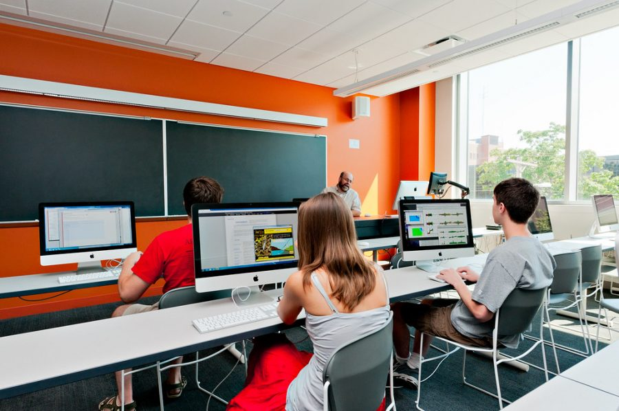 Hybrid Learning: Is it Worth the Risks?